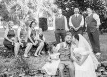 Steph & Justin Wedding